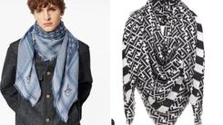 Luxury brands Fendi and LV under fire for selling Palestinian Keffiyeh and 'profiting off oppression'