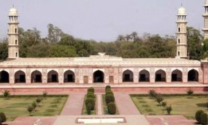 Jahangir's Tomb needs Rs100m for complete conservation