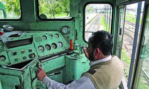 حادثات کا ذمہ دار ٹھہرانے پر ٹرین ڈرائیورز کی ملک گیر احتجاج کی دھمکی