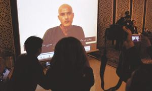Bill specific to Jadhav bulldozed through National Assembly