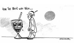 Cartoon: 12 June, 2021