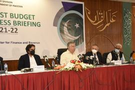 Govt has presented inclusive, growth-oriented budget: Shaukat Tarin
