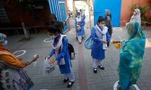 FDE decides to promote students of classes 1 to 8 without exams