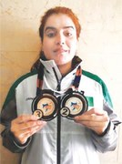 Najia Rasool wins bronze at Asian taekwondo poomsae event