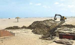 SC stays construction on land retrieved from sea, seeks report from KDA
