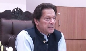 'There are no holy cows, take action against whoever breaks the law,' PM Imran tells police