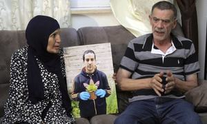 Israeli officer charged in killing of autistic Palestinian man