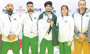 Haroon takes bronze at Asian Taekwondo
