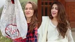 Ushna Shah wants to ban white vloggers from Pakistan because Rosie Gabrielle pointed out our trash problem