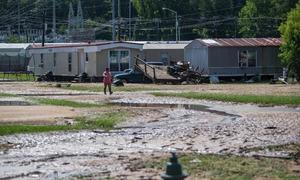 امریکی ریاست میں طوفان سے 10 بچوں سمیت 12 افراد ہلاک
