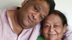 Designer Umar Samia Sayeed paid tribute to his mother this Father's Day in the best way
