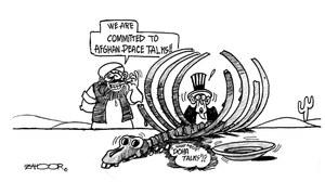 Cartoon: 22 June, 2021