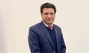 وزارت داخلہ نے طارق ملک کی بطور چیئرمین نادرا تعیناتی کا نوٹی فکیشن جاری کردیا