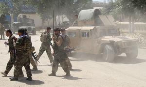 افغانستان: طالبان نے تاجکستان جانے والی مرکزی سرحدی گزرگاہ پر قبضہ کرلیا
