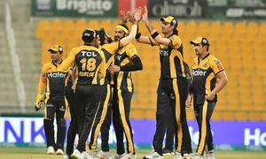 Explosive knocks by Zazai, Wells power Peshawar Zalmi into final