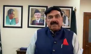 Punjab police close to arresting culprits behind blast in Lahore's Johar Town: Sheikh Rashid