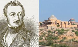 ہینری پوٹنجر، 19ویں صدی اور سندھ