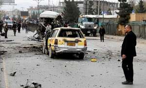 28 civilians killed in Afghan province as fighting intensifies