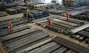 Steel bar prices cross Rs150,000 per tonne