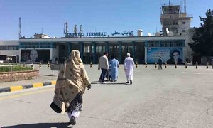 Turkish, US officials discuss security plans for Kabul airport