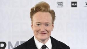 Conan O'Brien ends late-night show Conan with snark, gratitude