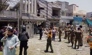 'Breakthrough' as owner of car used in Lahore blast held