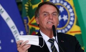 Bolsonaro says Brazil didn't spend a cent on Bharat vaccine deal under probe
