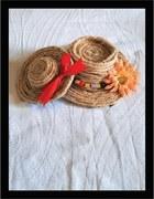 Wonder Craft: Cool jute rope hats