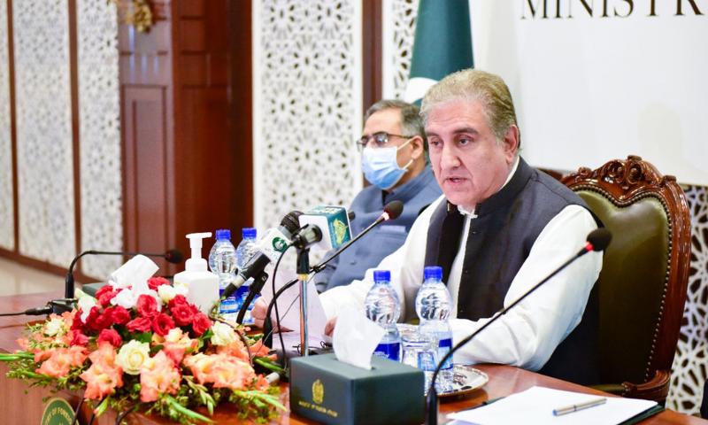 Pakistan terms Modi's Kashmir meeting futile PR exercise