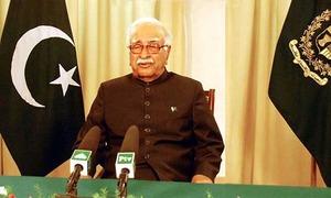 Former caretaker prime minister Mir Hazar Khan Khoso passes away