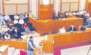 Balochistan Assembly passes budget in opposition's absence