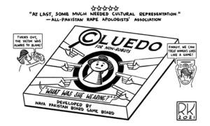 Cartoon: 27 June, 2021