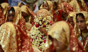 Young brides' deaths trigger dowry crackdown in southern India