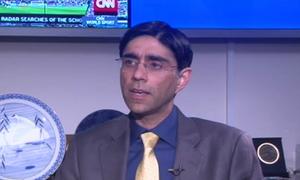 India should be ashamed of meeting Afghan Taliban: Moeed Yusuf