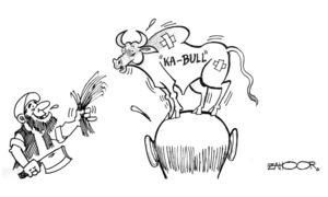 Cartoon: 29 June, 2021