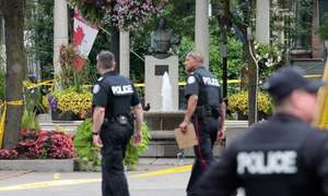 Pakistan-origin man stabbed, insulted over 'beard and clothing' in Canada