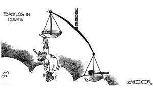 Cartoon: 30 June, 2021