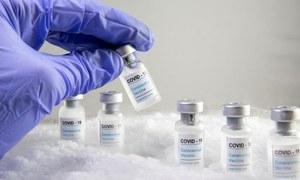 چین سے کووِڈ ویکسین کی مزید 30 لاکھ خوراکیں موصول