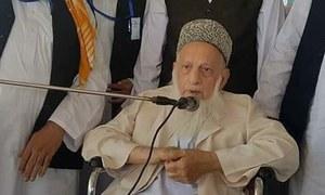 وفاق المدارس العربیہ کے صدر مولانا عبدالرزاق اسکندر انتقال کر گئے