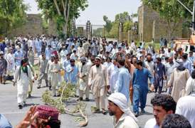 Expats' protests continue in Islamabad as shortage of Pfizer, AstraZeneca persists