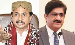 Haleem approaches SHC for Murad's disqualification