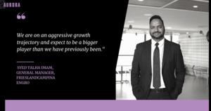 Interview: Syed Talha Imam, GM, FrieslandCampina Engro