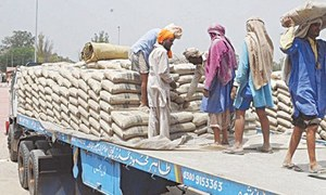Cement sales surge on housing boom, high PSDP spending