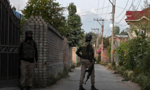 Indian soldier, five fighters killed in occupied Kashmir