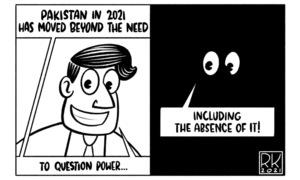 Cartoon: 4 July, 2021