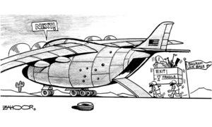 Cartoon: 5 July, 2021
