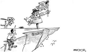 Cartoon: 6 July, 2021