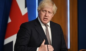 Johnson unveils rules for 'freedom day' in England