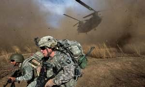 تصاویر: امریکا کی طویل ترین جنگ