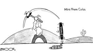 Cartoon: 7 July, 2021